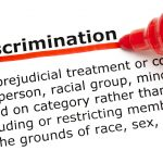 The definition of discrimination. Title VII